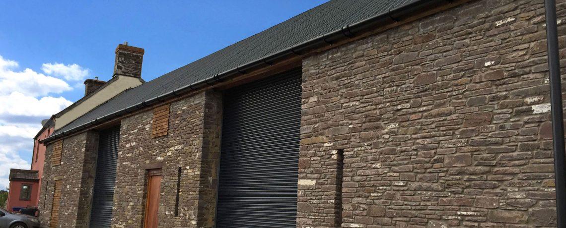 Storage Unit / Workshop – Llangorse, Brecon